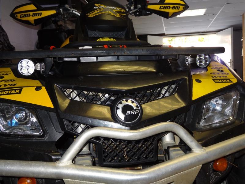 projecteur led quad